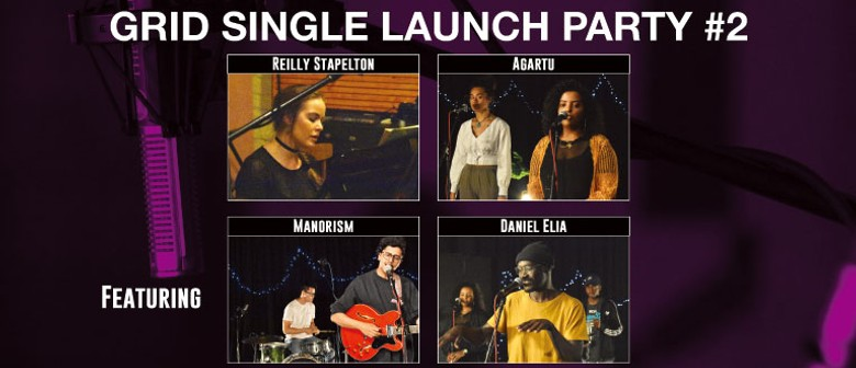 Grid Single Launch Party No. 2