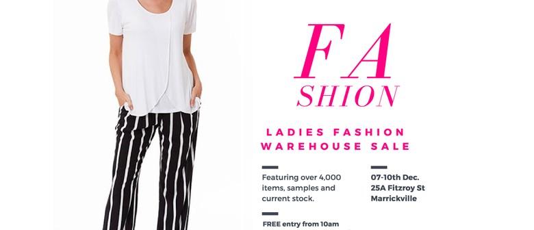 Fashion Importer Warehouse Sale