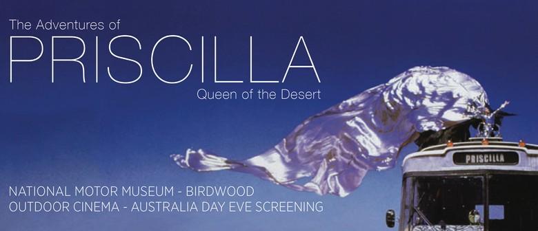 Outdoor Cinema – Priscilla Queen of The Desert