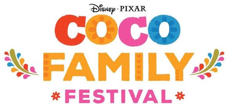 Disney Pixar's Coco Family Festival