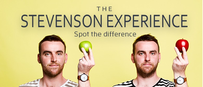 The Stevenson Experience: Sport the Different