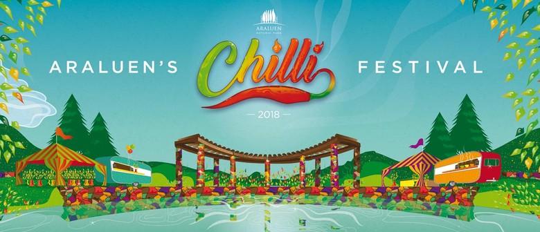 Araluen's Chilli Festival