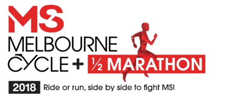 2018 MS Melbourne Cycle & Half Marathon
