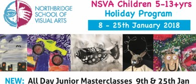 Children's Holiday Program – Art Classes
