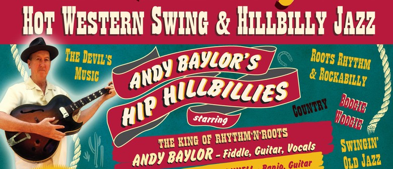 Crazee Hillbilly Dance Party