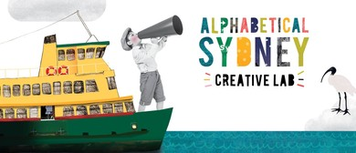 Alphabetical Sydney: Creative Lab