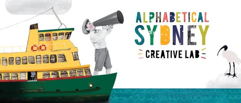 Alphabetical Sydney: Creative Lab