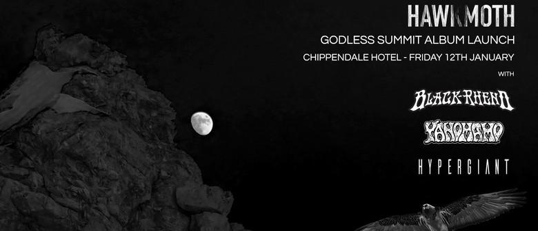 Hawkmoth – Godless Summit Album launch