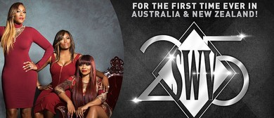 SWV – 25th Anniversary Tour With Special Guests Allure