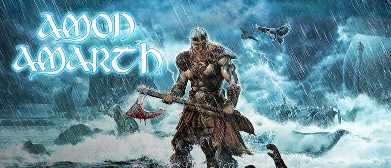 Amon Amarth Headline Show
