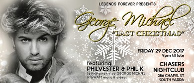 """George Michael First Anniversary Tribute """"Last Christmas"""""""