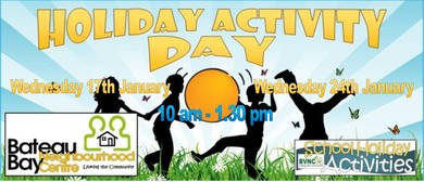 Bateau Bay Neighbourhood Centre School Holiday Activity Days