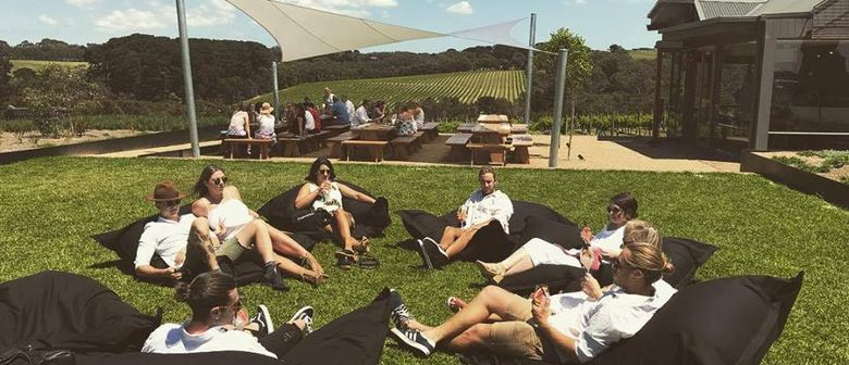 Summer Sundowners On the Vineyard