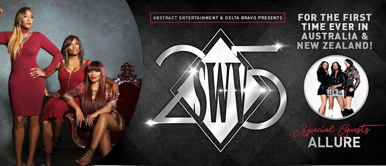 SWV 25th Anniversary Tour with special guests Allure
