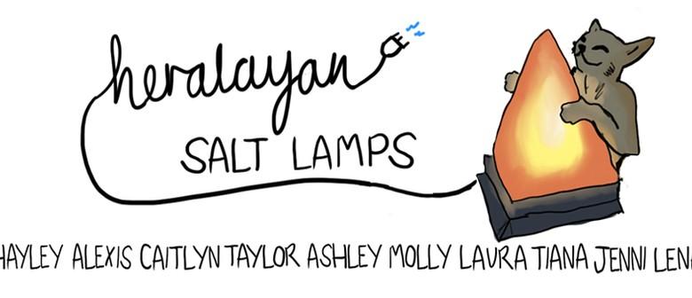 Heralayan Salt Lamps