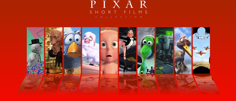 Disney Pixar Short Films Collection