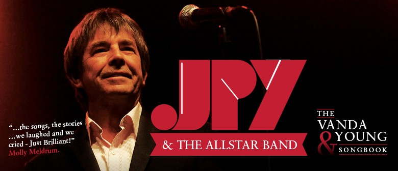 JPY and the Allstar Band – The Vanda & Young Songbook