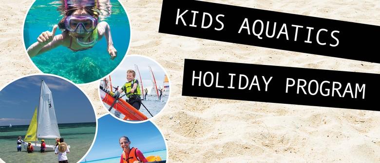 Kids Aquatics Holiday Program