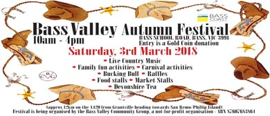 Bass Valley Autumn Festival 2018