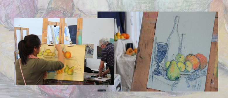 Drawing Classes for Adults Daytime & Evening: Ochre Lawson