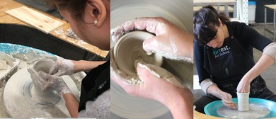 Pottery Wheel Classes for Beginner and Beyond –  Greg Crowe