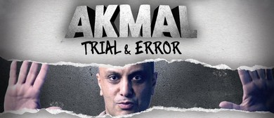 Akmal: Trial & Error – Fringe World