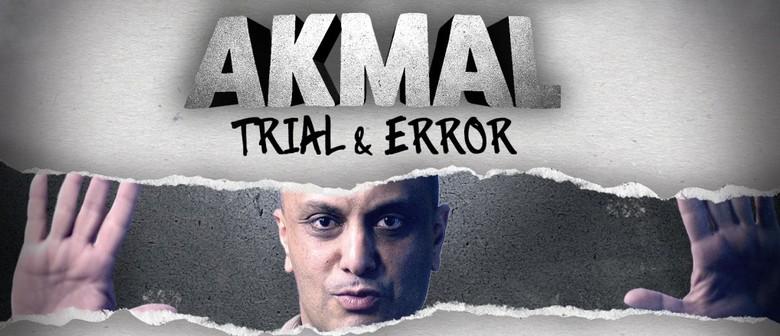 Akmal: Trial & Error – Fringe World