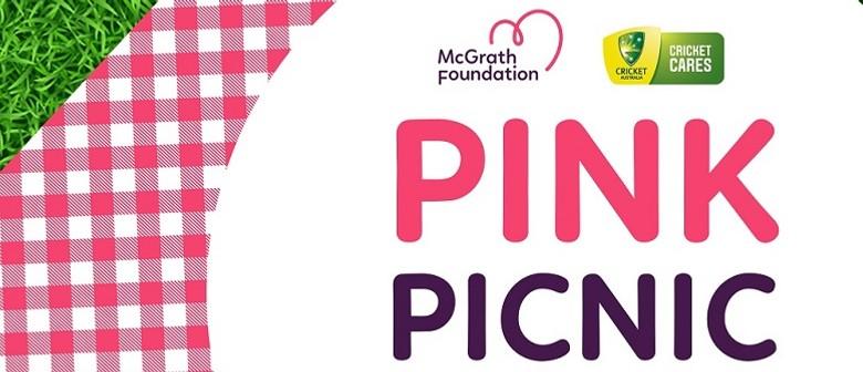 First McGrath Foundation Pink Picnic – Sydney Pink Test
