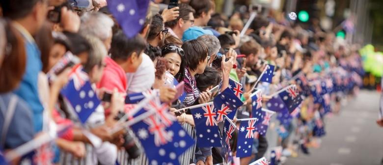 Australia Day Victoria 2018