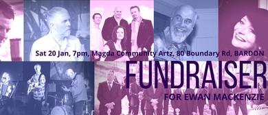 Fundraiser for Ewan Mackenzie