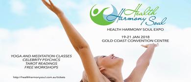 Health, Harmony & Soul Expo 2018