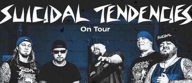 Suicidal Tendencies Australian Tour