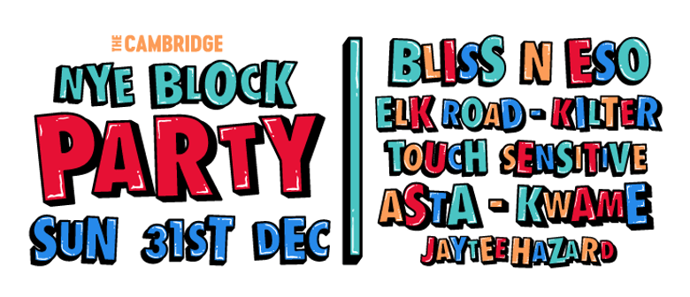 NYE Block Party 2017