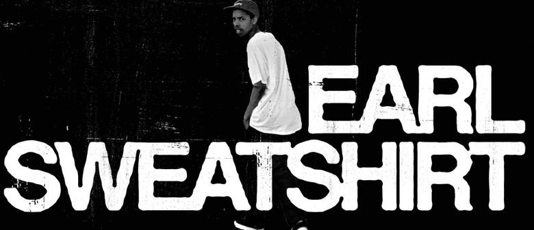 Earl Sweatshirt Headline Show