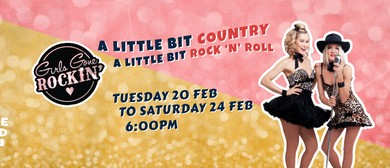 Girls Gone Rockin' – Little Bit Country, LIttle Bit Rock'n'R