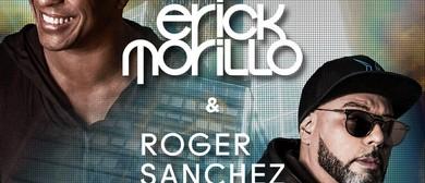 Erick Morillo Vs Roger Sanchez