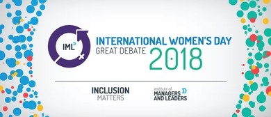 IML International Women's Day Great Debate