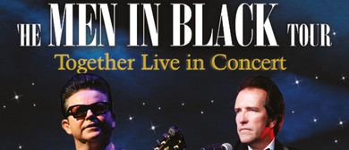 Roy Orbison & Johnny Cash In Concert: The Men In Black Tour