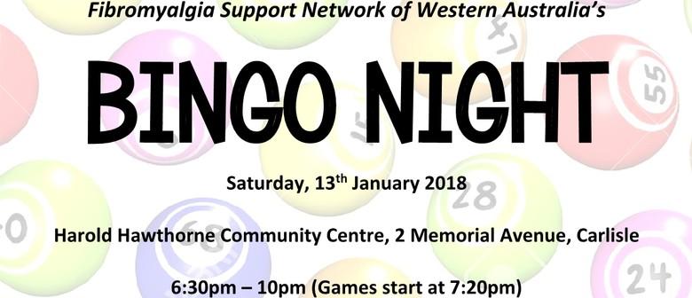 FSNWA Bingo Night
