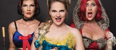 Babushka – Happily Ever After – Comedy Cabaret