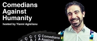Comedians Against Humanity – Fringe World