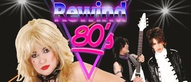 Rewind 80s – Australia Day Eve