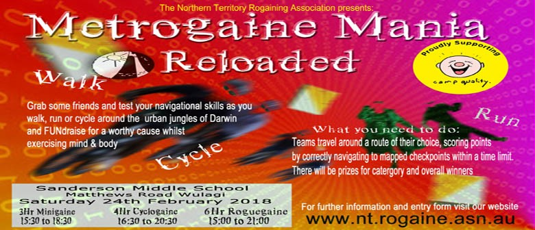 Metrogaine Mania Reloaded