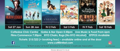 Cottesloe Film Festival - Swinging Safari