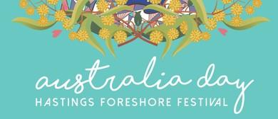 Australia Day Foreshore Festival