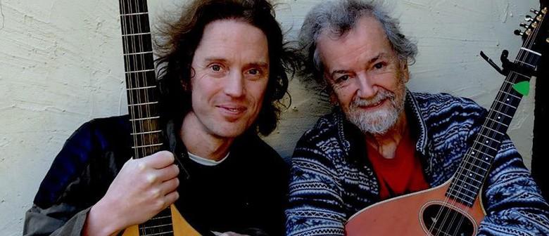 Andy Irvine and Luke Plumb (Ireland & Australia)