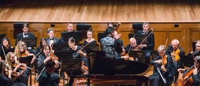Eisteddfod Piano Concerto with Zelman Symphony