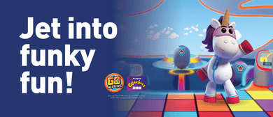 Go Jetters – Jet Into Funky Fun