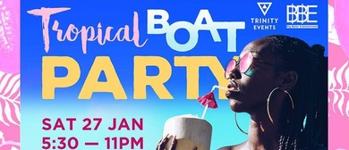 Tropical Boat Party