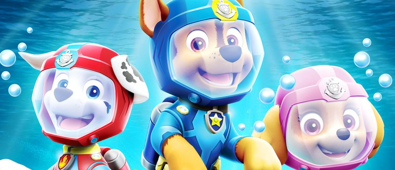 Nick Jr 's Paw Patrol: Sea Patrol